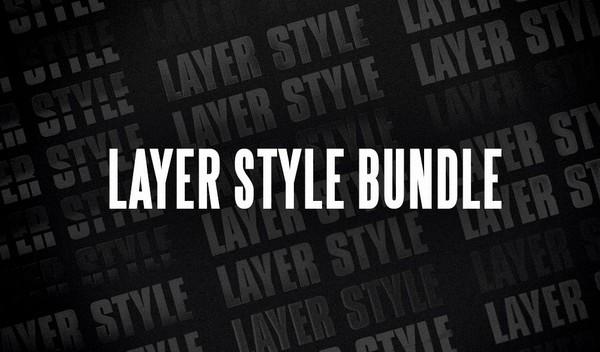 JPEX Layer Style Bundle 1+2