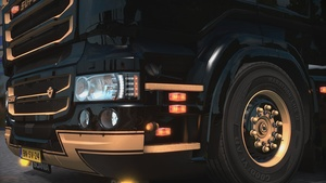 Scania RJL sideblinker slots (READ DESCRIPTION!!)