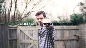 ZOOM/CUT Transition Presets by DOD Media