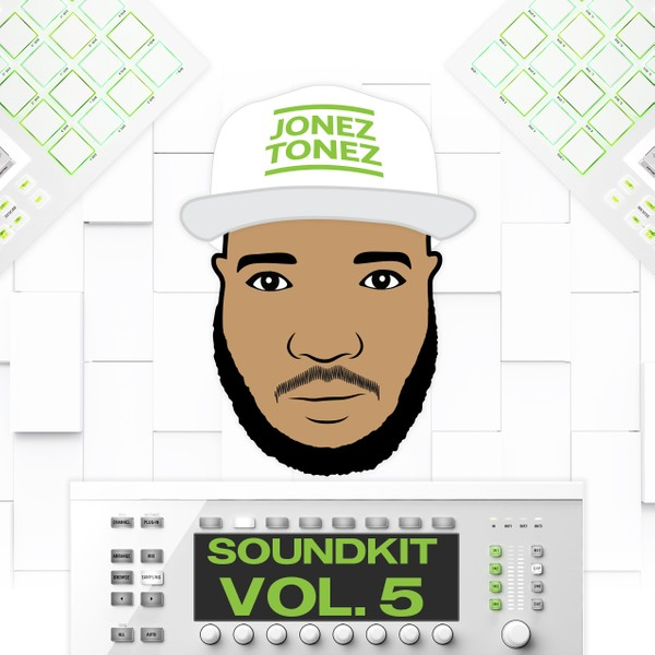 Jonez Tonez Soundkit Vol 5