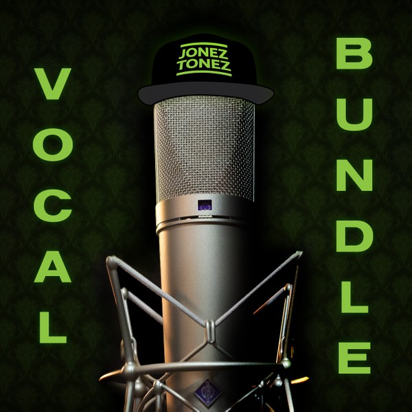 Jonez Tonez Vocal Bundle