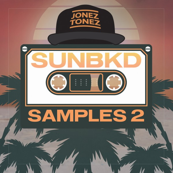 Jonez Tonez- Sunbaked Samples 2