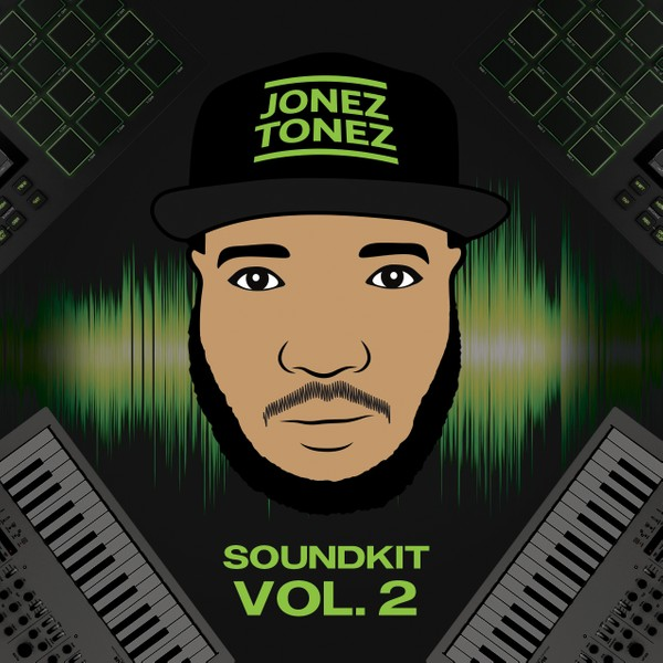Jonez Tonez Soundkit Vol. 2