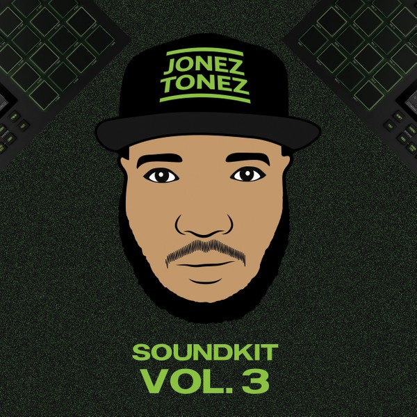 Jonez Tonez Soundkit Vol. 3