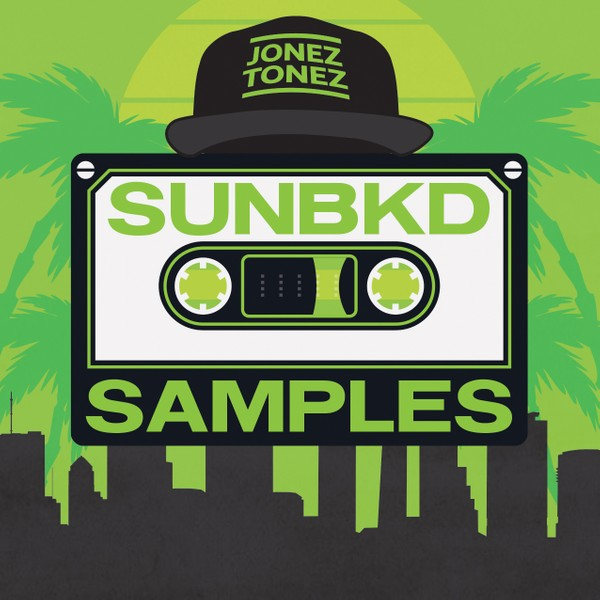 Jonez Tonez- SunBaked Samples
