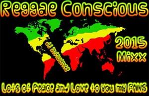 Reggae & conscious culture mix
