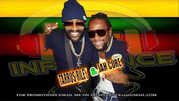 Jah Cure & Tarrus Riley (Reggae Love Songs) 2018 Mix By Dj influence