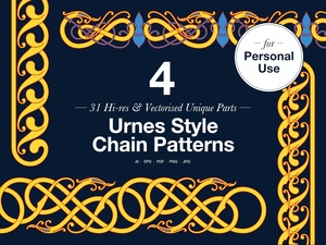 Urnes Chains – Personal Use