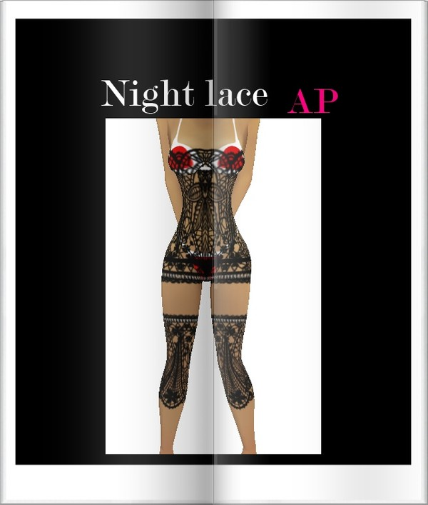 Night Lace Fit