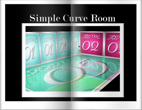Simple Curve Room
