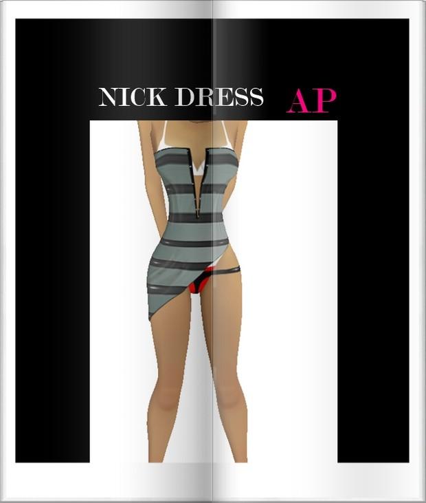 NICK DRESS AP