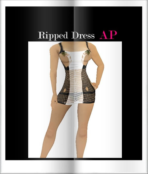 Ripped Dress Ap