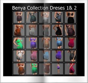 bEnya Dreses Collection 1&2