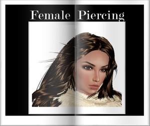 Female  Piercing