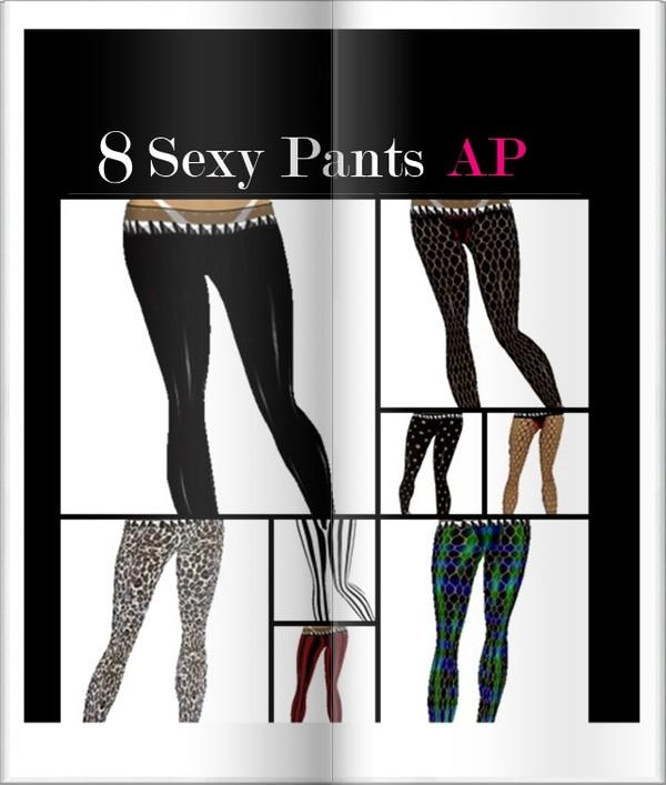 8 Sexy pants AP