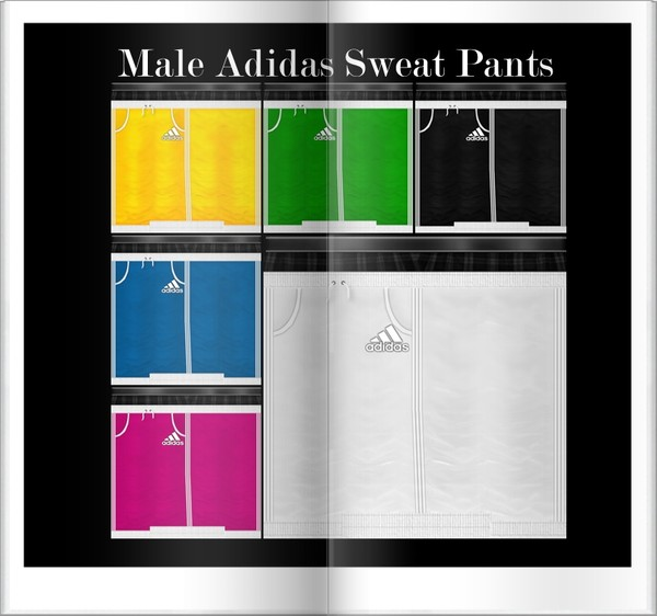 Male Sweat pants