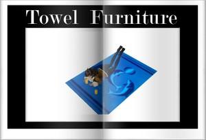 Towel furniture