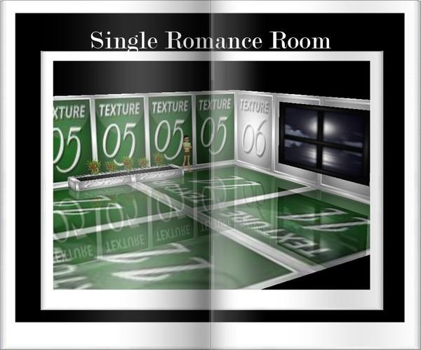 Single Romance Room