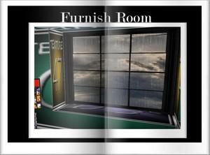 Furnish Rain room