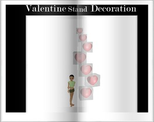Valentine Stant Decoration