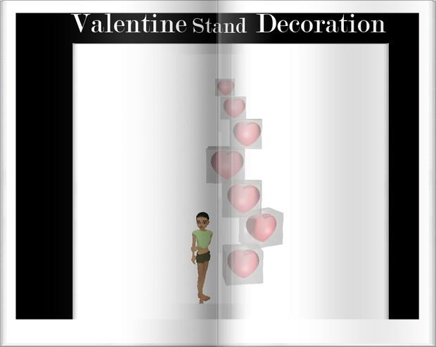 Valentine Stant Decoration