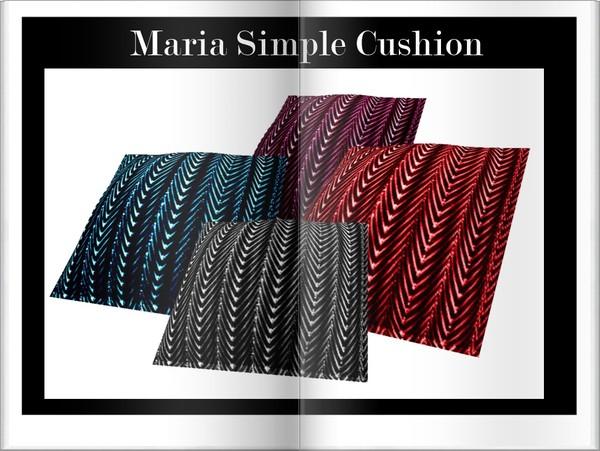 Marias Simple Cushion Furniture