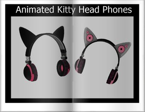 Kitty Head Phone