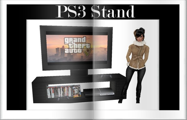 Ps3 Stand