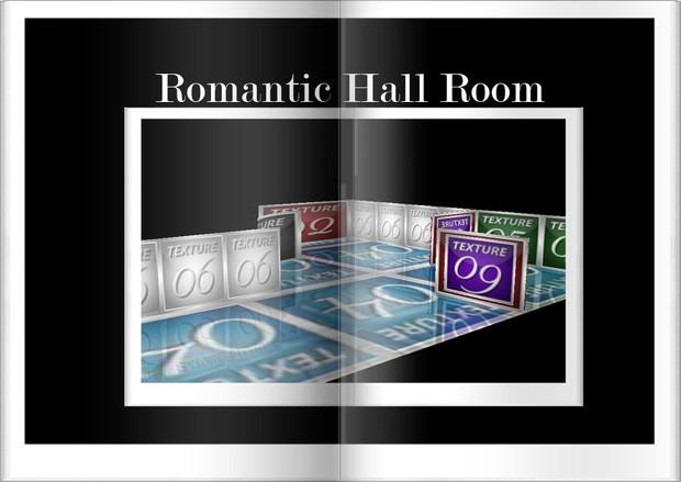Romantic  Hall Room