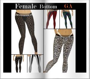 Female Bottoms