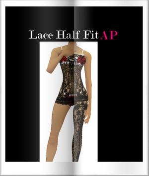 Lace Half Fit AP