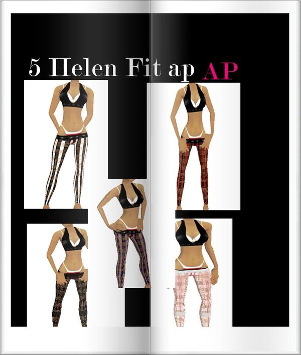 5 Set Helen fit Ap