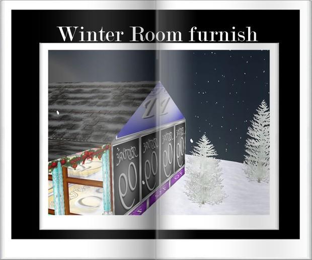 Winter Room Furnish