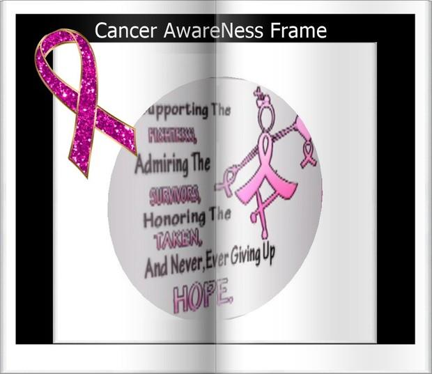 Cancer Awareness  Frame