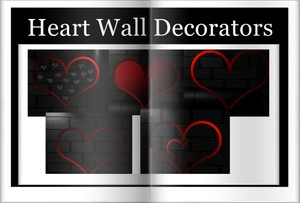 Heart  Wall decorator