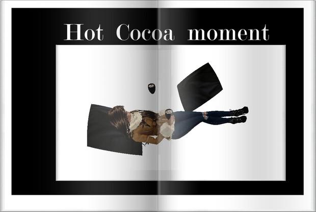 Hot Cocoa  Moment