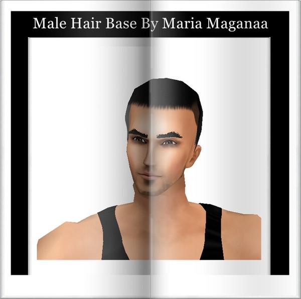 Male hair  Base