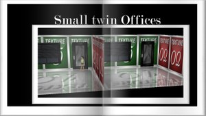 Small twin Offices
