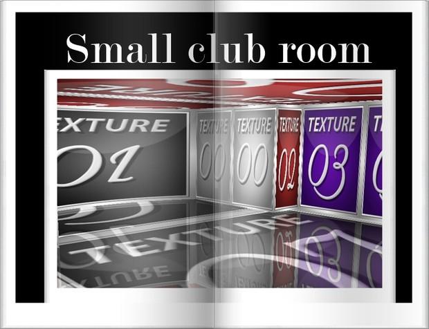 Small club room