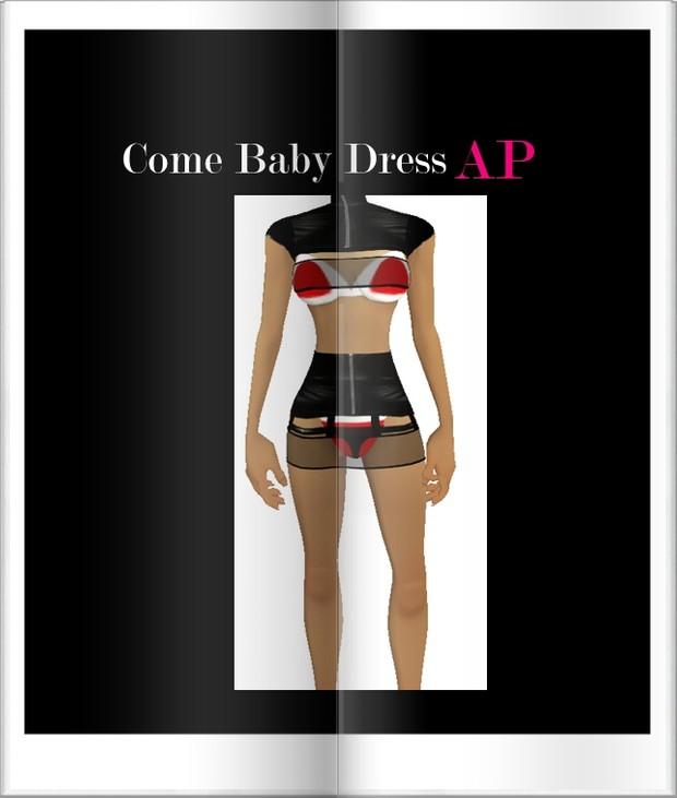 Come baby dress Ap