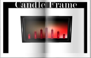 Candle Frame