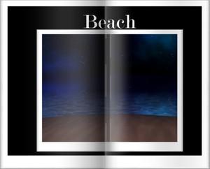The Beach room