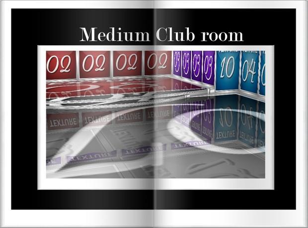 Medium Club room