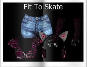 Fit To Skate Set
