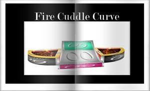 Curve Fire Cuddle