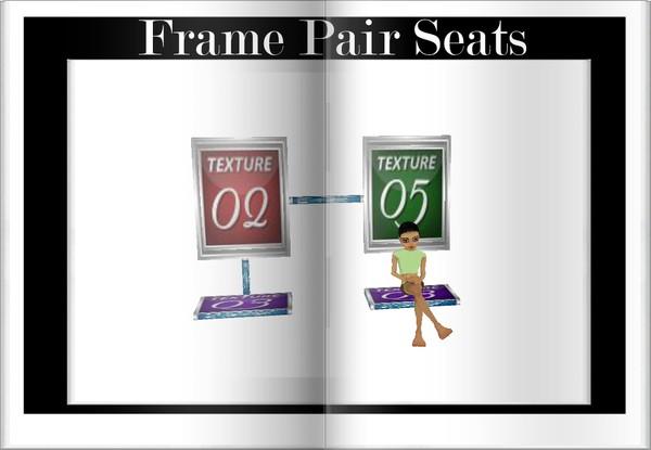 Frame pair set