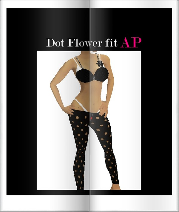 Dot Flower fit AP