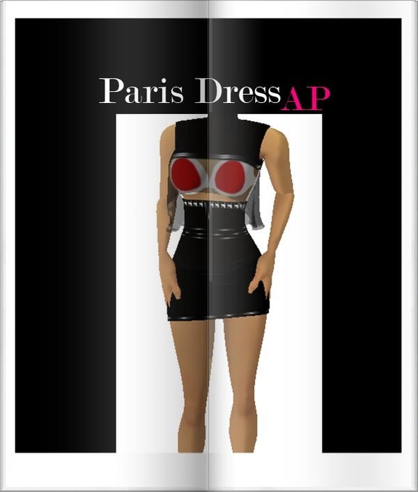 Paris Dress Fit AP