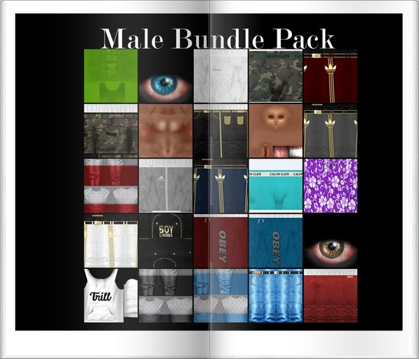 Huge Male Bundle Pack