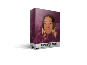 Wondaful Night - The Official Wondagurl Drum Kit VOL. 2